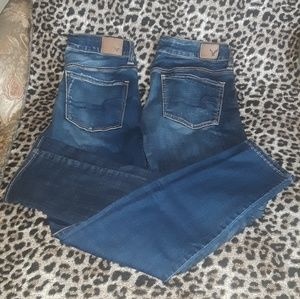 LOT - American Eagle Jeans